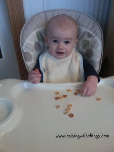 First Cheerios