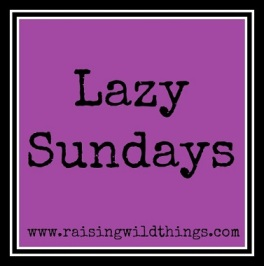 Lazy Sundays