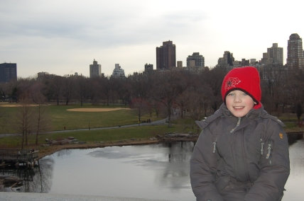 Chris from DadNCharge: On an adventure with his 8 year old son on a road trip to NYC to spend a Night in the Museum at the American Natural History Museum (Check out his post about it: http://www.dadncharge.com/2013/04/night-at-museum.html)