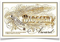____________           Very inspiring blog award from The Mommy Chronicles