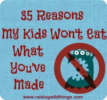 won't eat