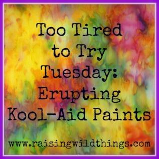 Kool-Aid paints
