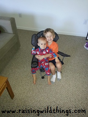 These two are going to get into so much trouble one day! ;)