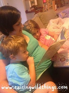 Bedtime stories.