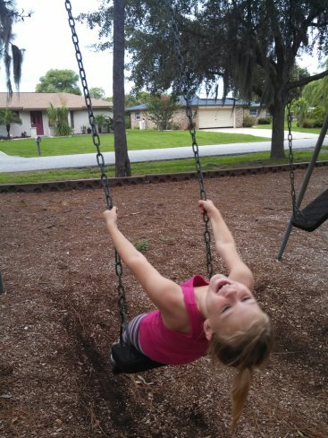 From Chronically Sick Manic Mother: Swinging!
