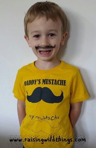 Supporting Movember!