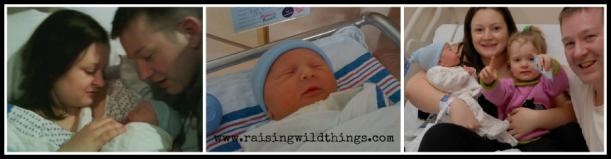 Zac born